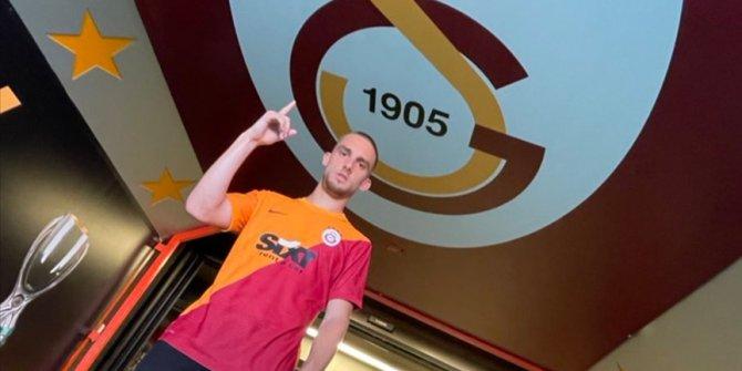Berkan Kutlu: Galatasaray için elimden gelen her şeyi yapacağım