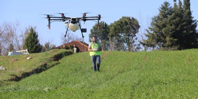 Denizli'de izinsiz drone kullananlara 20 bin TL idari para cezası