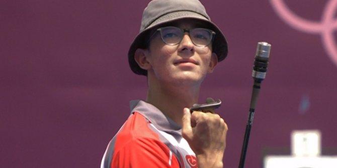 Milli okçumuz Mete Gazoz, Olimpiyat şampiyonu oldu!