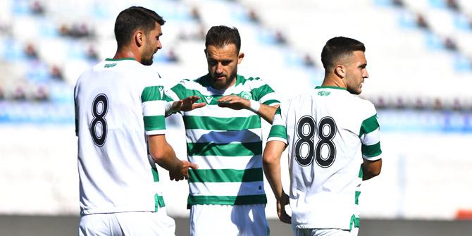 Konyaspor uzatmalarda güldü! 1-0