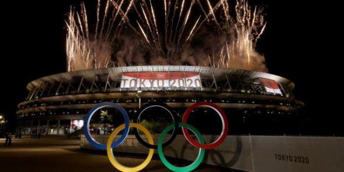 Tokyo 2020'de Çin lider, Türkiye 40. sırada!
