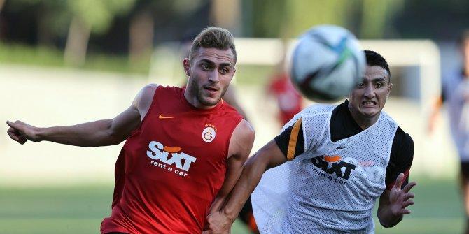 Galatasaray, St. Johnstone maçının hazırlıklarını sürdürdü