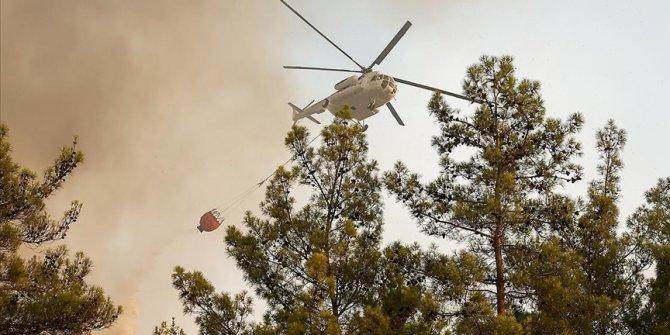 Pod kontrolom 117 od ukupno 125 šumskih požara u Turskoj