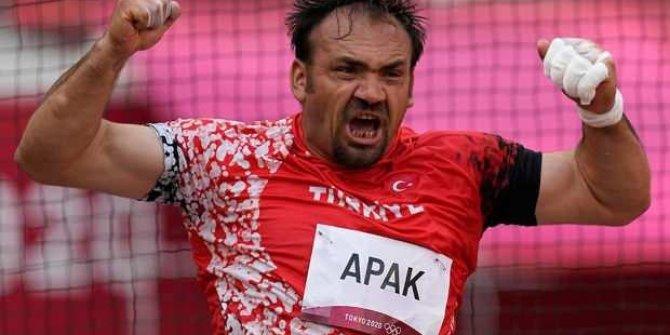 Eşref Apak Olimpiyatlar'da finalde