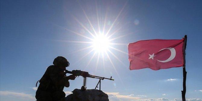 Güvenlik güçleri temmuzda 137 PKK'lı teröristi etkisiz hale getirdi