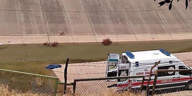 Kaybolan 9 yaşındaki çocuk su kanalında ölü bulundu