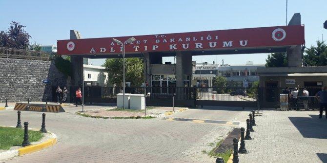 Maganda kurşunuyla hayatını kaybeden Eymen'in cenazesi Adli Tıp Kurumu'ndan alındı