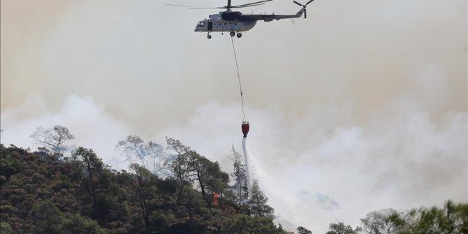 Turska: Požari u Marmarisu i Koycegizu ponovo se gase i iz zraka