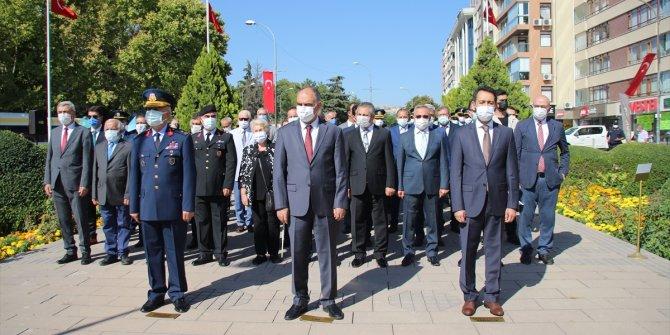 Atatürk'ün Konya'ya gelişinin 101. yıl dönümü törenle kutlandı