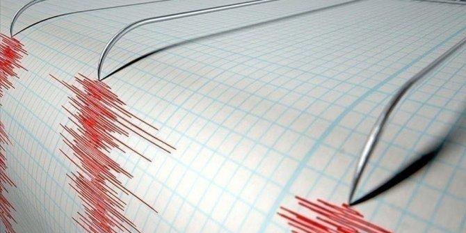 2 earthquakes strike off coast of southwestern Turkey