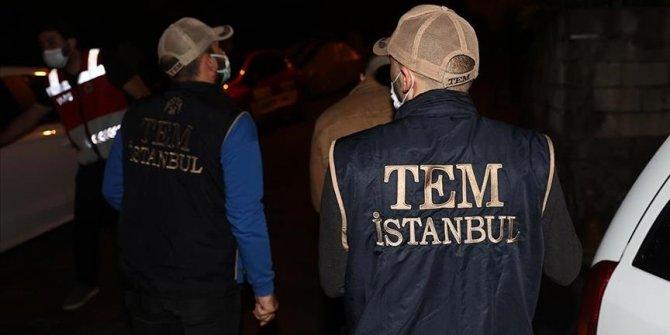 8 FETO terror suspects arrested in Turkey