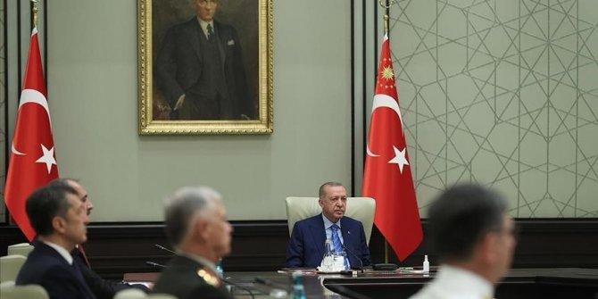 Turquie: la réunion du Haut Conseil Militaire a débuté