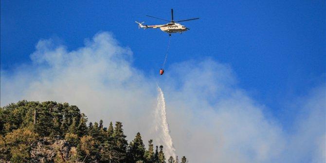 160 of 174 wildfires in Turkey now under control
