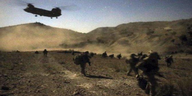 Taliban'ın silah ve mühimmat deposu bombalandı