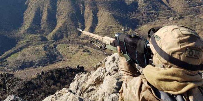 Mardin kırsalında PKK'ya operasyon