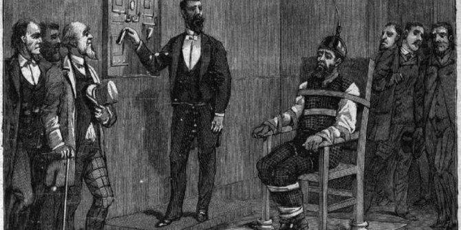 ABD'de ünlü olan bir idam şekli: Elektrikli sandalye