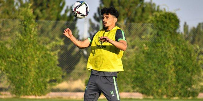 Konyaspor yeni sezon hazırlıklarının üçüncü etabına Konya'da başladı