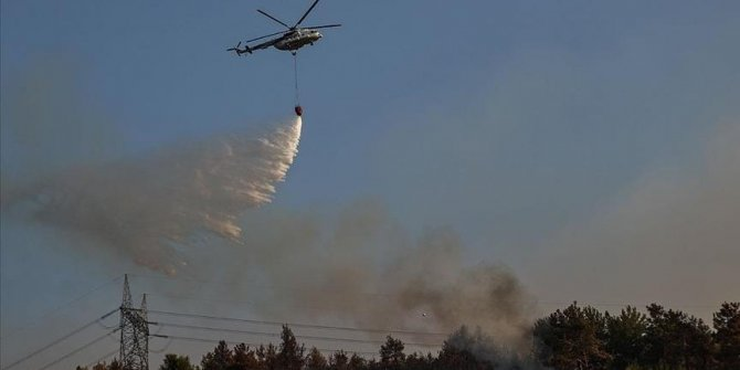 Turski ministar Pakdemirli: Pod kontrolu stavljeno 180 šumskih požara