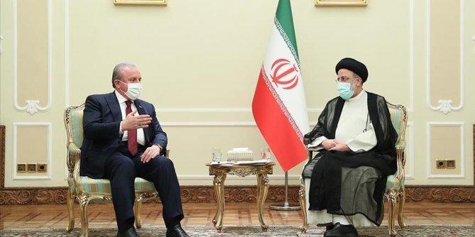 Turquie: Sentop rencontre le nouveau président iranien