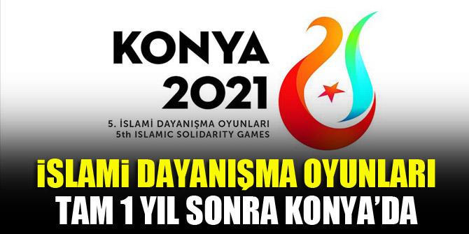 İslami Dayanışma Oyunları tam 1 yıl sonra Konya'da