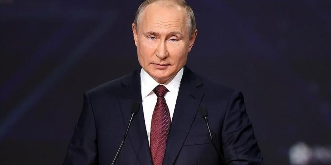 Putin, Çin'in 2022 Pekin Kış Olimpiyatları'na davetini kabul etti