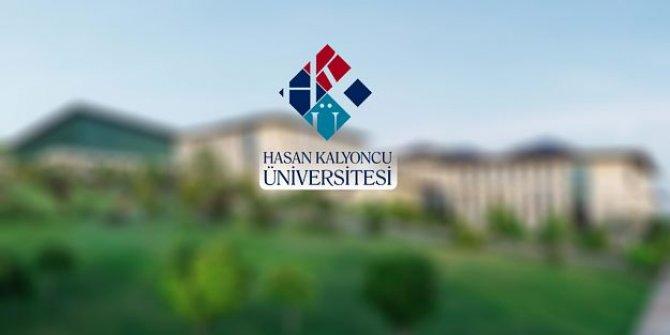 Hasan Kalyoncu Üniversitesi 5 Öğretim Üyesi alıyor