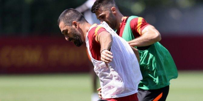 Galatasaray'ın St. Johnstone maçının kamp kadrosu