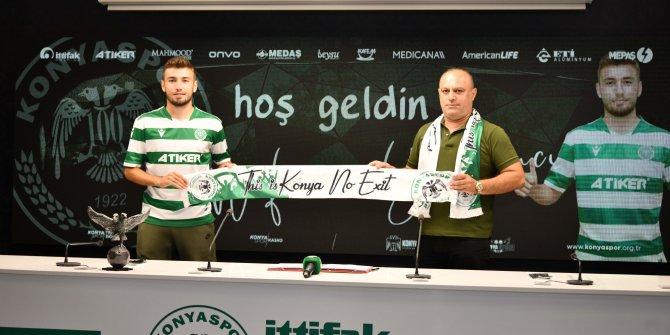 Nafican Yardımcı Konyaspor'da