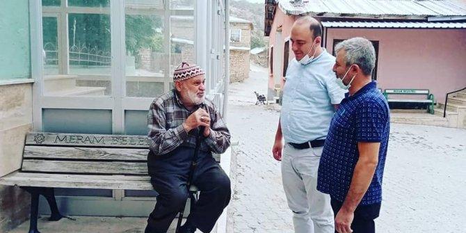 Meram'da mahalle ziyaretleri sürüyor