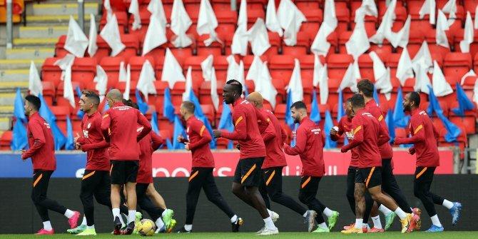 Galatasaray, St. Johnstone maçına hazır