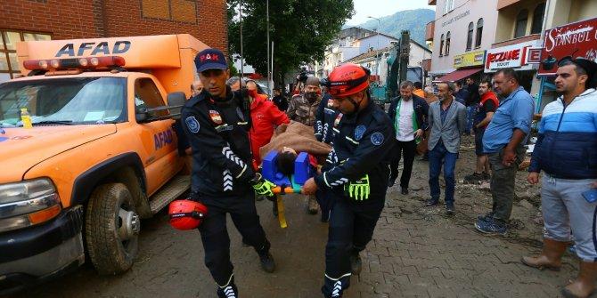 Bozkurt'taki kurtarma çalışmalarından sevindirici haberler geliyor
