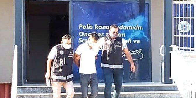 14 yıl hapis cezası bulunan şahıs yakalandı