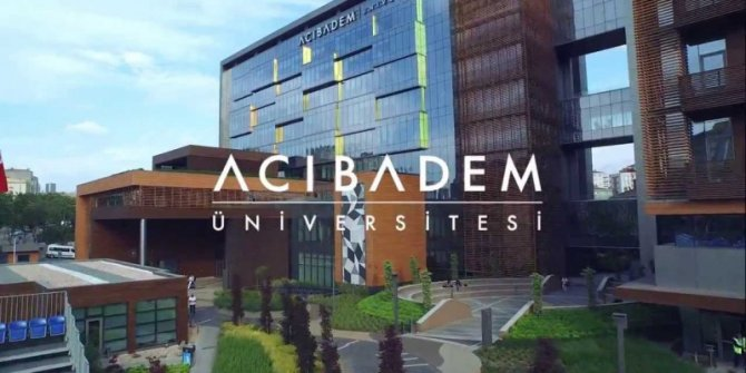Acıbadem Mehmet Ali Aydınlar Üniversitesi 9 öğretim üyesi alacak