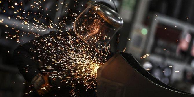 Türkiye'nin sanayi üretimi arttı