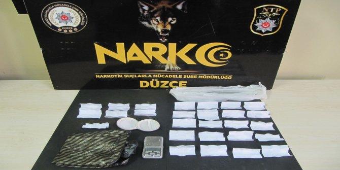 Uyuşturucu tacirlerine operasyon; 1 kişi tutuklandı