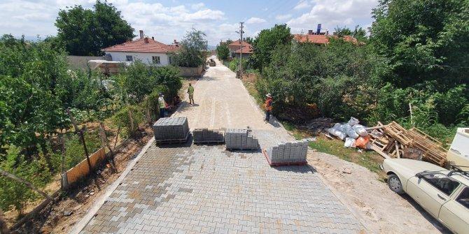 Ilgın Belediyesi asfalt  hedefini gerçekleştiriyor