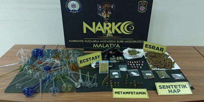 Uyuşturucu ticaretine 1 tutuklama