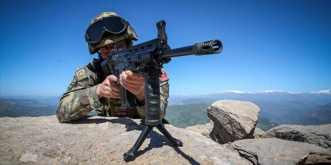 Turkey 'neutralizes' 4 YPG/PKK terrorists in northern Iraq, Syria