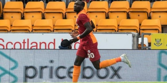 Galatasaray İskoçya'da play-off turuna yükseldi