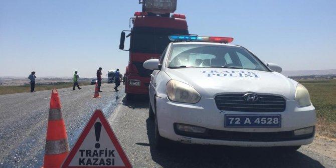 Son 7 ayda 830 trafik kazası meydana geldi
