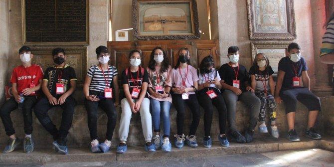 Ankaralı gençler  Konya'yı gezdi