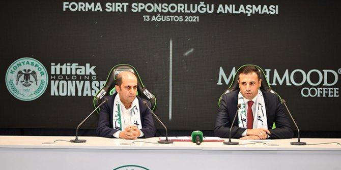 Konyaspor Mahmood Coffee ile yeniden anlaştı