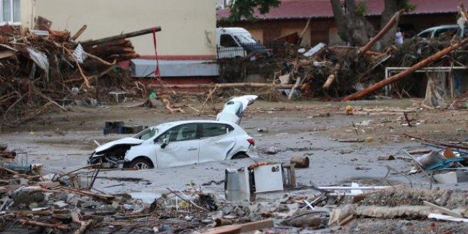 Sel felaketinde can kaybı 38'e yükseldi