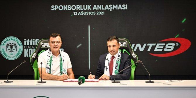 Konyaspor, YUNTES ile reklam anlaşması imzaladı