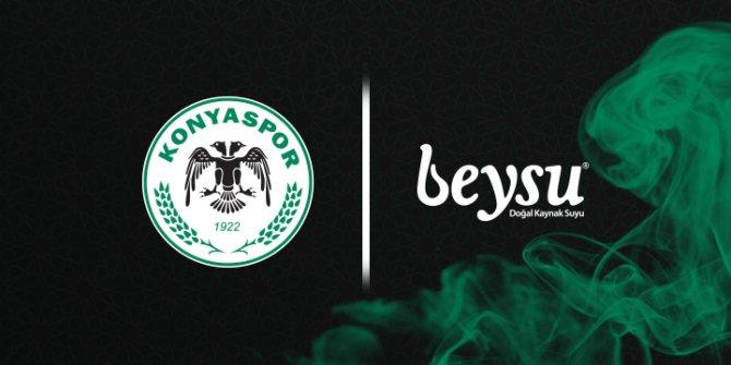 Konyaspor'un isim sponsoru BEYSU oldu