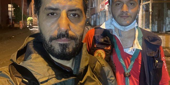 Konya'nın kahramanı şimdi de Bozkurt'ta