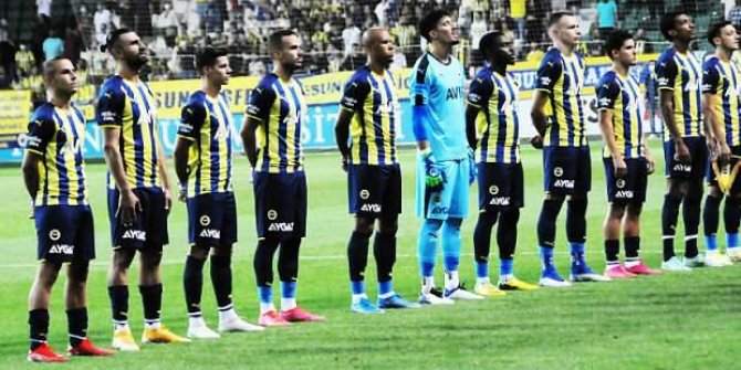 Fenerbahçe 2 eksikle Adana Demirspor karşısında
