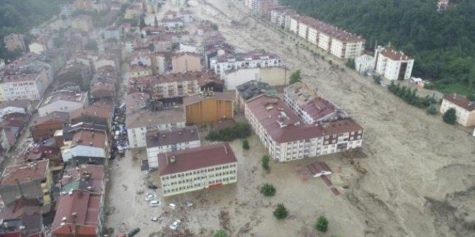 Sel felaketinde can kaybı 57'e yükseldi