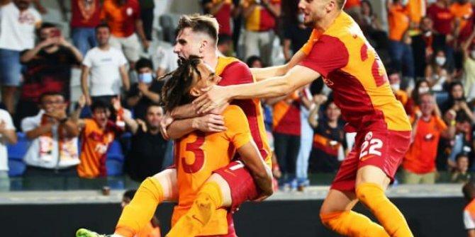 Galatasaray'da 90 bin euroluk kahraman!