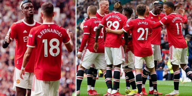 Manchester United farklı başladı